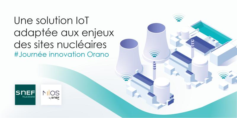 Journée Innovation Orano